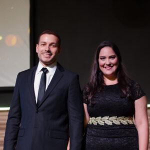 Thiago Felipe e Letícia
