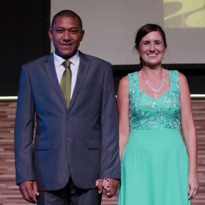 Anderson e Tatiana