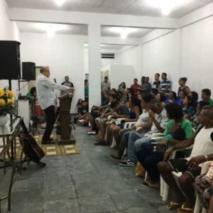 Novo Núcleo da Comunidade em Mucajá (RJ)