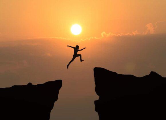 A coragem que vence o medo
